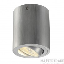 Intalite 113936 TRILEDO ROUND CL ceiling light , alu brushed , LED, 6W, 38?, 3000K, incl. driver