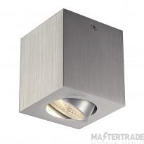 Intalite 113946 TRILEDO SQUARE CL ceiling light, alu brushed , LED, 6W, 38?, 3000K, incl. driver