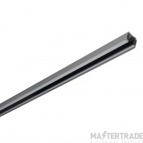 SLV 145302 EUTRAC 3-circuit track, silver-grey, 3m