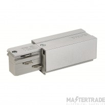 SLV 145524 EUTRAC feed-in, earth right, silver-grey
