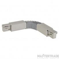 SLV 145584 EUTRAC flexible connector, silver-grey