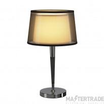 Intalite 155651 BISHADE table lamp, TL-1, E27, max. 40W