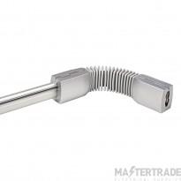SLV 184302 Flexible connector for EASYTEC II, silver-grey