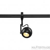 SLV 184690 LIGHT EYE GU10 SPOT for EASYTEC II, black, max. 50W