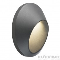 SLV 227185 DELO LED WALL OUT wall light anthracite, 5W, 3000K, IP55