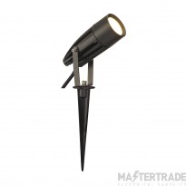 SLV 227505 SYNA LED, earth spike, anthracite, 240V, 3000K