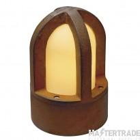 Intalite 229430 RUSTY CONE floor light, rusted iron, E14, max. 40W, IP54