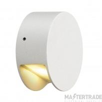 SLV 231010 PEMA LED wall light, white, 3.3W LED, 3000K, IP44