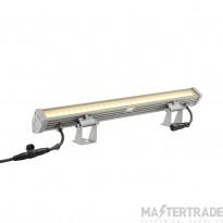 SLV 231954 GALEN LED, wall light, profile , 60cm, silver-grey