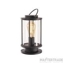 Intalite 232095 PHOTONIA E27, Outdoor table lamp, incl.connection lead and shock-proof mains plug, anthracite, max.60W, IP44