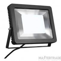 SLV 232850 SPOODI floodlight, square, 60W , black, 4000K LED