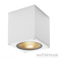SLV 234531 BIG THEO CEILING, outdoor ceiling light, LED, 3000K, white
