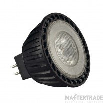 SLV 551242 LED MR16 lamp, 3.8W, SMD LED, 2700K, 40?, non-dimmable