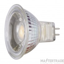 SLV 551862 LED MR16 LAMP, 5W LED, 38?, 2700K, non-dimmable