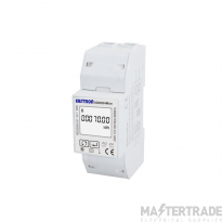 Single Phase, MID, 100A, Direct Connected, Digital kWh Meter With M-BUS  V1 WIRING