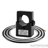 Single Phase, Split Core Current Transformer - 24mm Aperture 100A