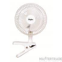 SFG6CB Stirflow Fan 6in White