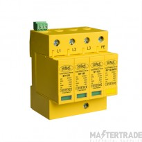 SPD SY12350KA4P Combined Type 1+2+3 lightning & Surge Protection Device 50kA