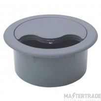 Tass FGB75 Desk Grommet 75mm Black