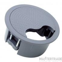 Tass FGG127C Floor Grommet 127mm Grey