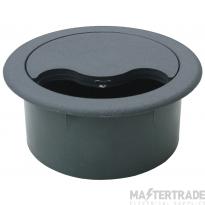 Tass FGG75 Desk Grommet 75mm Grey