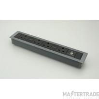 Tass FM4/2USB Desk Power & USB 4x5A