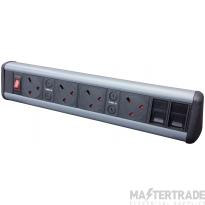 Tass P-PACK4/2S Desktop Power Unit 4x5A