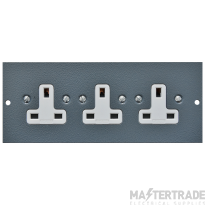 Tass STO305 Unswitched Triple Socket