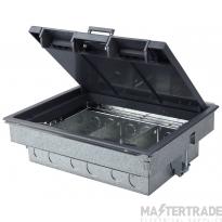 Tass TFB3S Cav Floor Box 3C 266x212mm