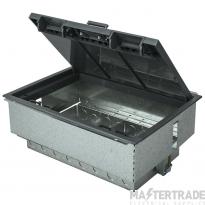 Tass TFB4/120 Cav Floor Box 4C 303x221mm