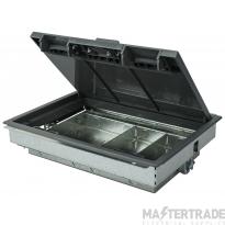 Tass TFB4/64 Cav Floor Box 4C 303x221mm