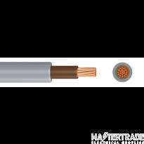 Metre Tails 25.0mmSQ 6181Y Brown 50M