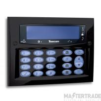 Texecom Premier Elite Diamond Black FMK Keypad DBD-0124