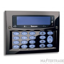 Texecom Premier Elite Gunmetal FMK Keypad DBD-0125