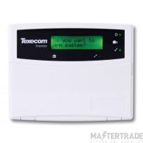 Texecom Premier Elite Standard LCD Remote Keypad DBA-0001