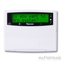 Texecom Premier Elite LCDLP Large Screen & Proximity Remote Keypad DBD-0002