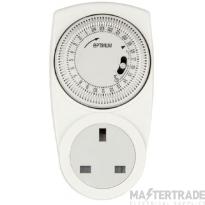 TFC OP-TIP1000 24Hr Sync Plug In Timer