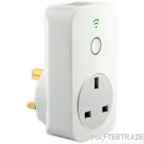 TFC OP-TIPWF01 WiFi Plug In Timerr Switch