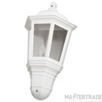 Timeguard CLLEDH43WH Half Wall Lantern  LED