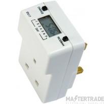 Timeguard ETU17 Controller 13A 24hr 7Day