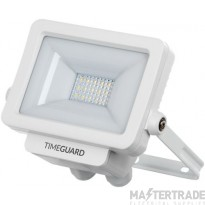 Timeguard LEDPRO10WH LED Floodlight 10W
