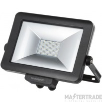 Timeguard LEDPRO30B NightEye Pro 30W LED Floodlight 5000K 2050lm Black Add Sensor