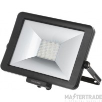 Timeguard 50W LED Pro Floodlight Black Add Sensor LEDPRO50B