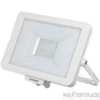 Timeguard 50W LED Pro Floodlight White Add Sensor LEDPRO50WH