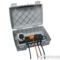 Timeguard TPS401 Enclosure&4G Skt Strip