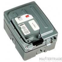 Timeguard WXT104N Connection Unit RCD Fused 1G