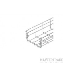 Trench OBO Magic Wire Basket Tray 100mm x 105mm