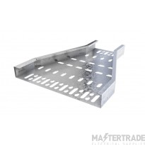 Trench Medium Duty Cable Tray Reducers 100mm to 75mm