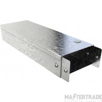 """Trench Cable Trunking Single Compartment (4""""x4"""")"""