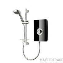 Triton ASP08GSBLK Shower 8.5kw Blk Gloss